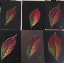 Autumn Art Workshop at Delicious Art 2019 9