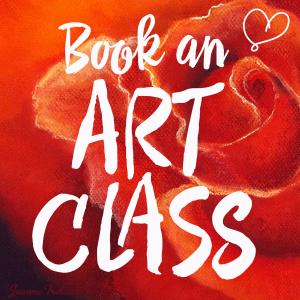 Book an art class $35