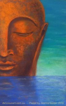 buddha-jeannetreloar