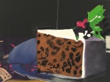 Christmas Cake Delicious Art Classes Brisbane 2018 IMG_7596