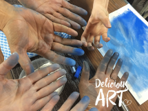 Clouds-Class-at-Delicious-Art-Aug2017-hands