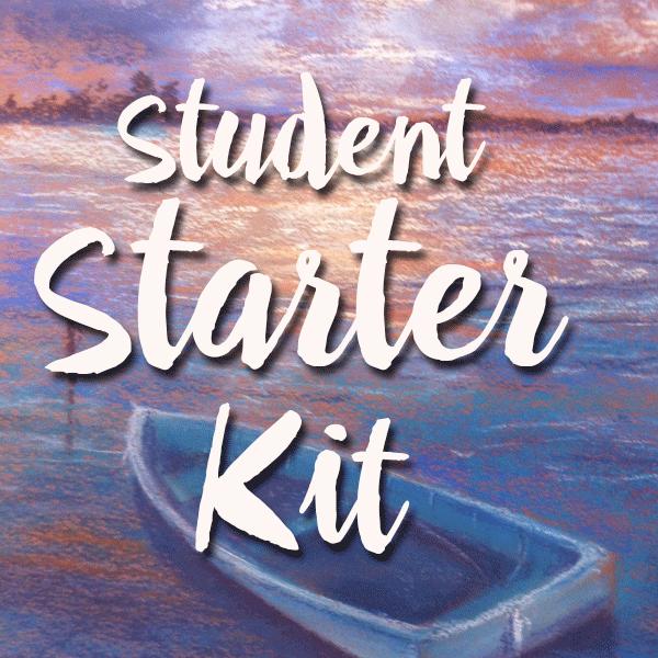 Delicious Art Student Starter Kit