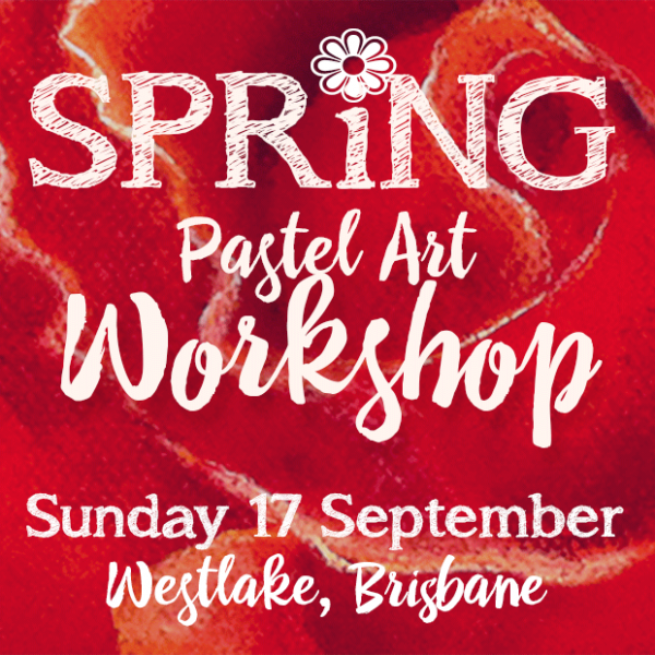 Spring Pastel Art Sunday Workshop 17th September 2017