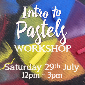 Intro to pastels workshop