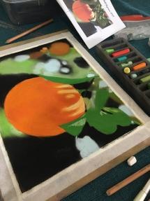 Orange Tree at Delicious Art Class 53255