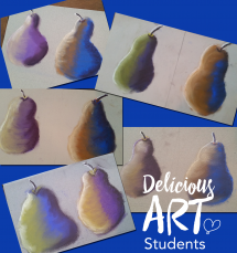 pears-delicious-art-student-art-saturday-class-12-11-16