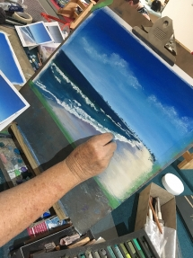 Summer Workshop at Delicious Art Classes Brisbane