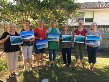 Summer Workshop at Delicious Art Classes Brisbane
