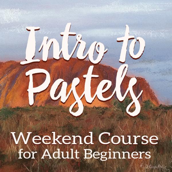 Intro to Pastels Weekend Workshop