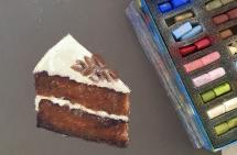 Delicious Art Pastel Class Brisbane