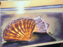 Delicious Art Pastel Class Brisbane Adult Beginners