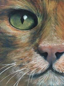 Cats Eye Art Class at Delicious Art Brisbane 2019 9292