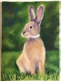 Easter Rabbit Carolyn