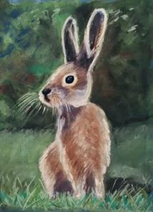 Easter Rabbit Susan T