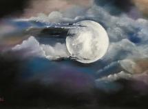 Moon by Di P