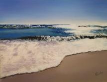 Seascape Art Class 2019 deliciousart.com.au 88