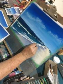 Summer Workshop at Delicious Art Brisbane IMG_7246